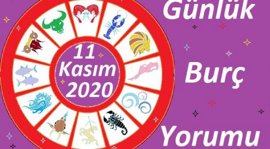 11 KASIM 2020 ÇARŞAMBA GÜNÜ BURÇ YORUMU