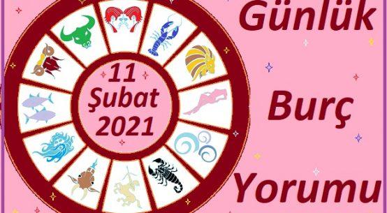 11 ŞUBAT 2021 PERŞEMBE GÜNÜ TÜM BURÇLARIN ASTROLOJİ YORUMU