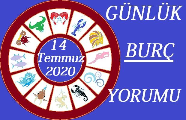 14 TEMMUZ 2020 SALI GÜNÜ BURÇ YORUMU