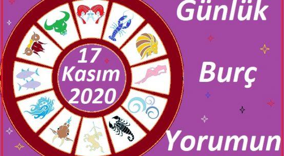 17 KASIM 2020 SALI GÜNÜ BURÇ YORUMU