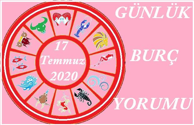 17 TEMMUZ 2020 CUMA GÜNÜ BURÇ YORUMU