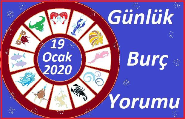 19 OCAK 2021 PAZARTESİ GÜNÜ BURÇ YORUMU