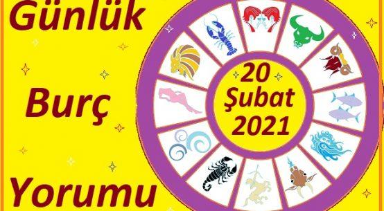 20 ŞUBAT 2021 CUMARTESİ GÜNÜ TÜM BURÇLARIN ASTROLOJİ YORUMU