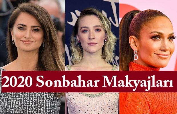 2020 SONBAHAR- KIŞ MAKYAJ MODASI