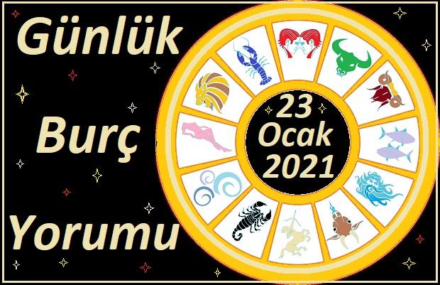 23 OCAK 2021 CUMARTESİ GÜNÜ BURÇ YORUMU