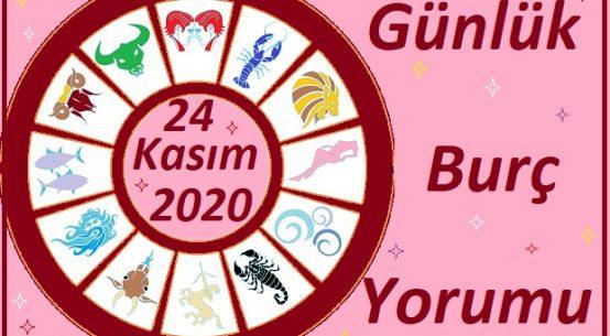 24 KASIM 2020 PAZARTESİ GÜNÜ BURÇ YORUMU