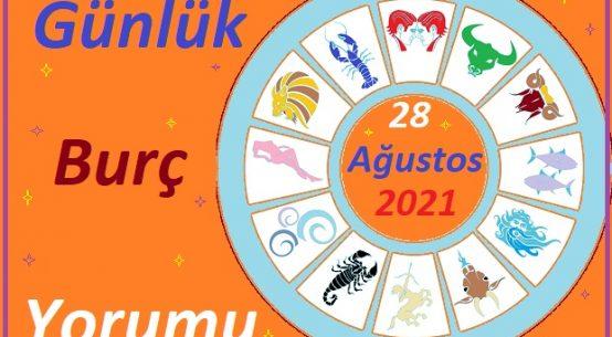 28 AĞUSTOS 2021 CUMARTESİ GÜNÜ TÜM BURÇLARIN ASTROLOJİ YORUMU