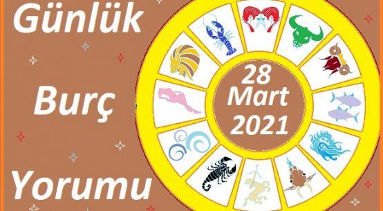 28 MART 2021 PAZAR GÜNÜ TÜM BURÇLARIN ASTROLOJİ YORUMU