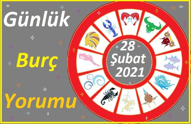 28 ŞUBAT 2021 PAZAR GÜNÜ TÜM BURÇLARIN ASTROLOJİ YORUMU