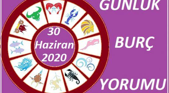 30 HAZİRAN2020 SALI GÜNÜ BURÇ YORUMU