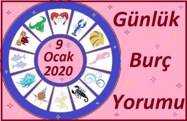 9 OCAK 2021 CUMARTESİ GÜNÜ BURÇ YORUMU