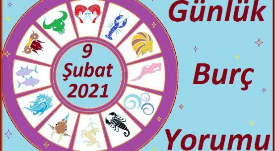 9 ŞUBAT 2021 SALI GÜNÜ TÜM BURÇLARIN ASTROLOJİ YORUMU