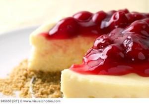 Vişneli cheesecake malzemeleri ve yapılışı