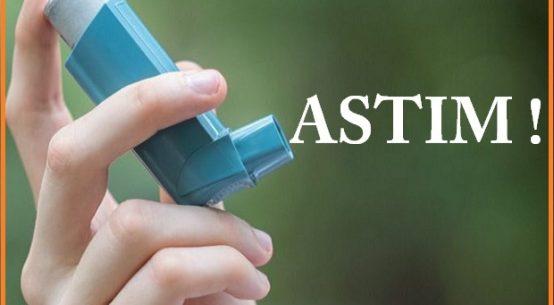 ASTIM HASTALIĞI, BELİRTİLERİVE TEDAVİSİ