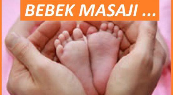 Bebek Masajı Hakkında Tüm bilgiler