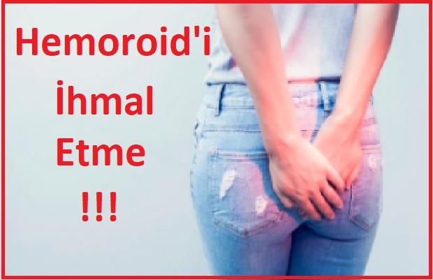 Hemoroid , belirtileri, tanısı, tedavisi