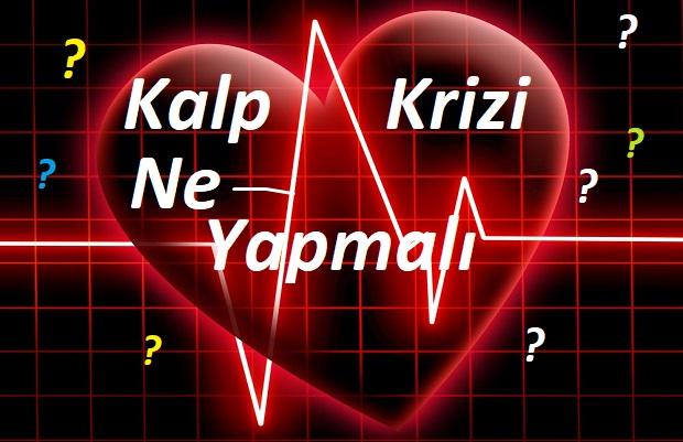 Kalp Krizi acil müdahalesi