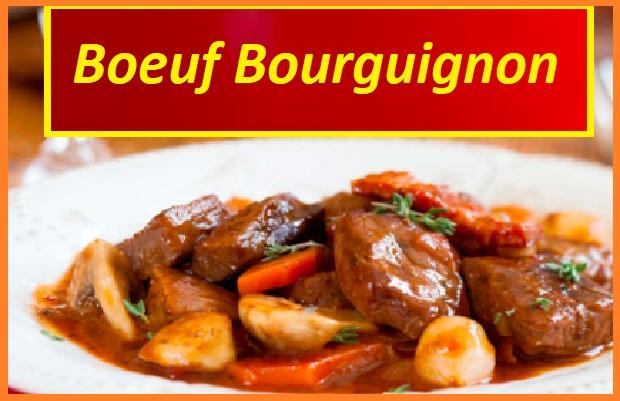 Boeuf Bourgignon nasıl yapılır ?