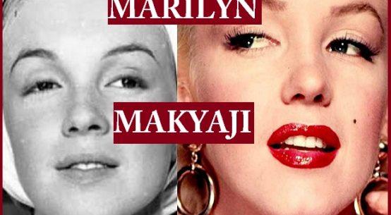 MARILYN MONROE MAKYAJI