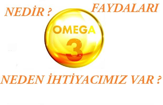 Omega3 nedir, ne işe yarar , hangi gıdalarda bulunur ?