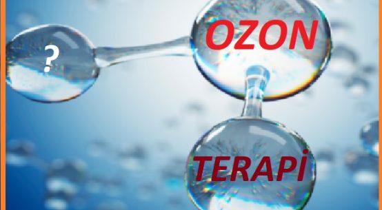 Ozon tedavisi nedir, nasıl, kimlere uygulanır ?