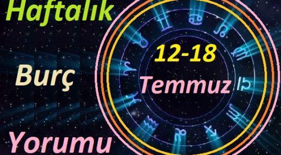 12-18 TEMMUZ 2021 TÜM BURÇLARIN HAFTALIK BURÇ YORUMLARI